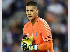 Alphonse Areola How PSG could look with Kylian Mbappe