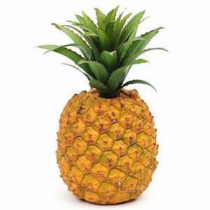 Artificial Pineapple - Plastic Decorative Fake Fruit eBay