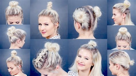 HD wallpapers hairstyles buns long hair