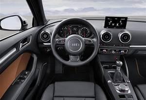 Audi A3 Berline 2016 : audi a3 berline 2 0 tdi 110kw s line quattro 2017 prix moniteur automobile ~ Gottalentnigeria.com Avis de Voitures