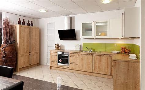 Elementamusterküche Moderne Landhausküche Eiche Cornwall