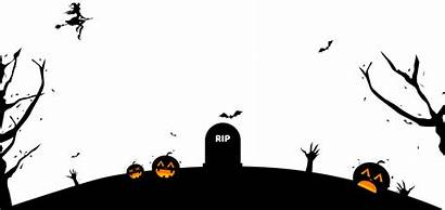 Halloween Background Banner Backgrounds Icons Website Arts