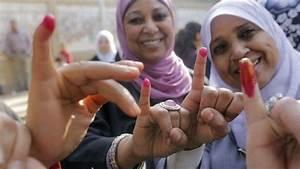 Egypt 'needs more women in politics' - BBC News