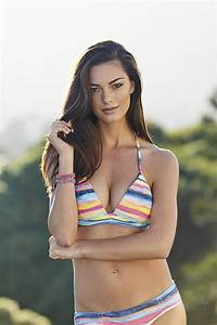 Meet The Rookie Demi Leigh Nel Peters World Swimsuit
