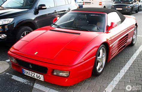 1994 Ferrari 348 Spider For Sale