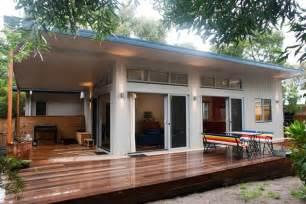 1 story homes australian prefab modular building projects ecoliv