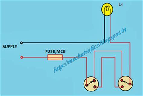staircase wiring mechatrofice
