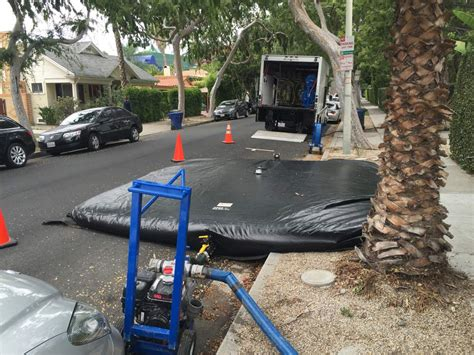 precision pool tile cleaning before after pool care