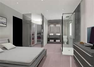 Dormitorio con Baño Integrado Ideas Reformas Baños