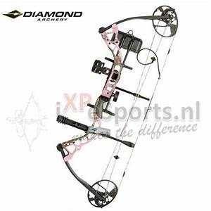 Diamond Archery Infinite Edge Pro Compound Bow Package