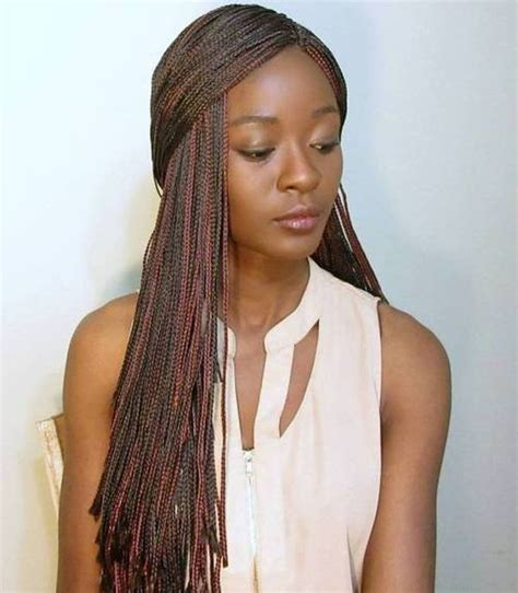 straight micro braids hairstyles 45 micro braids styles to upgrade your hairstyle trending