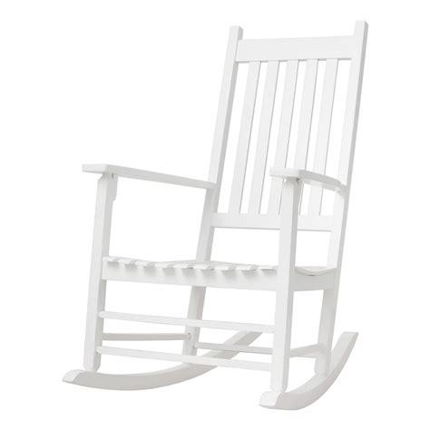 ᐅ rocking chair fauteuil 224 bascule allaitement blanc