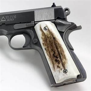 Colt 1911 American Elk Grips
