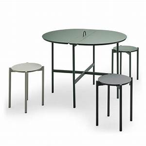 Tisch Mit Hocker : picnic tisch von skagerak connox ~ Lateststills.com Haus und Dekorationen