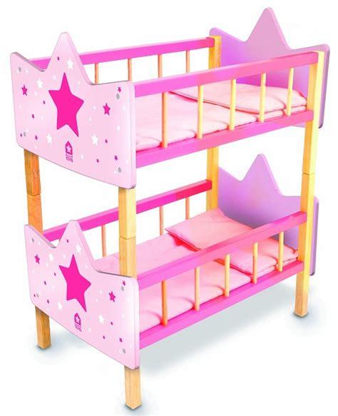 acheter lits superpos 233 s en bois poup 233 es lits doubles house of toys