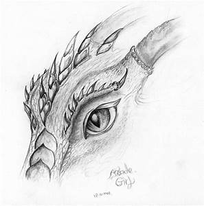 Dragon eye by LarimarDragon on DeviantArt