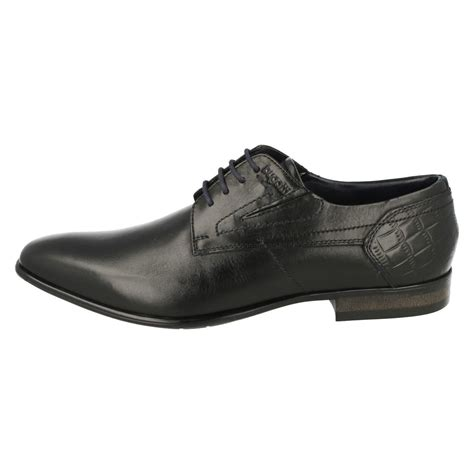 No items were found at the store selected. Mens Bugatti Lace Up Formal Shoes - '311-18801'