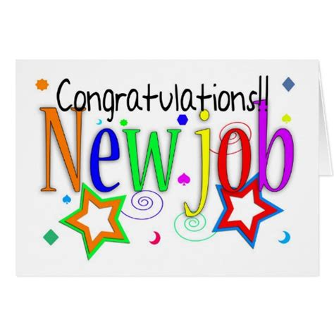 congratulations new greeting card new zazzle