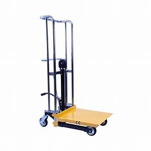 Fp0415 400 Kg Platform Lift Tablein