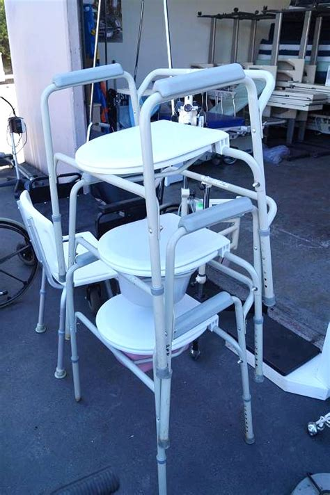 1 commodes for sale used hospital equipment