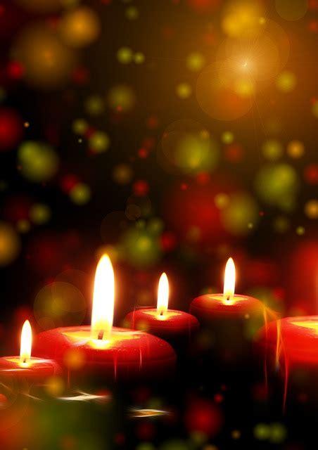 illustration candles light lights evening