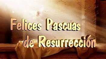 Felices Pascuas De Resurrección Les Desea Iclep Instituto