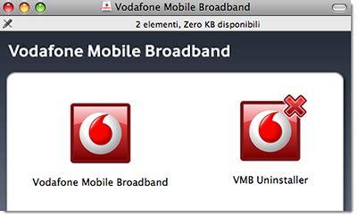 vodafone mobile broadband per mac disinstallazione vodafone key mac peer forum e guida