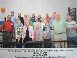 Turner County High School - Class of 1961