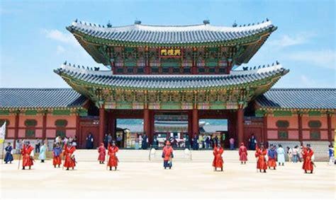 tempat wisata  menarik wisatawan  korea airpaz