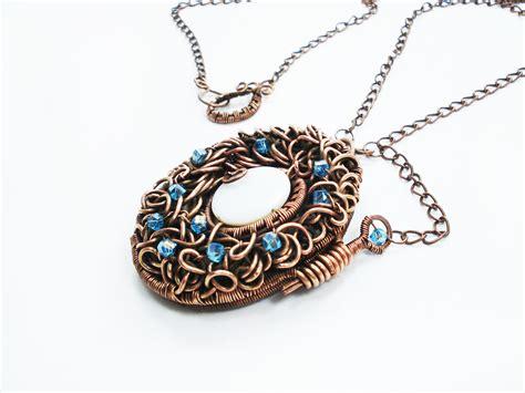 Wire Wrapped Jewelry  Margo's Jewelry
