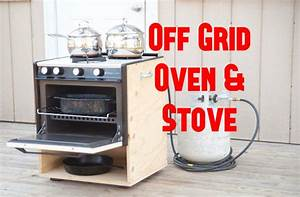 Portable Off Grid Oven Stove