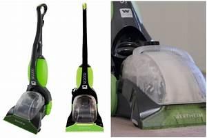 Wertheim Se2000 Deep Clean Carpet Shampooer Review