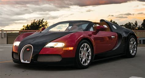 Bugatti Veyrons Like This Rare Grand Sport Are Still