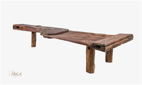 Boat Rudder by Boat Rudder Coffee Table Dhow Licious