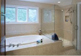 Handicap Tub Shower Combo by Bathroom Remodel Photos Owings Brothers Contracting