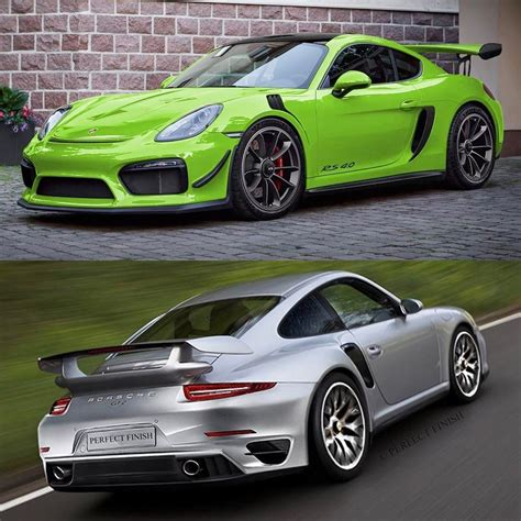 Porsche Cayman Rs by Sources Are Indicating That Porsche May Build A Cayman Gt4