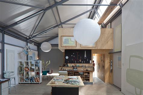 interior design industrial 27 ingenious industrial home offices with modern flair Office