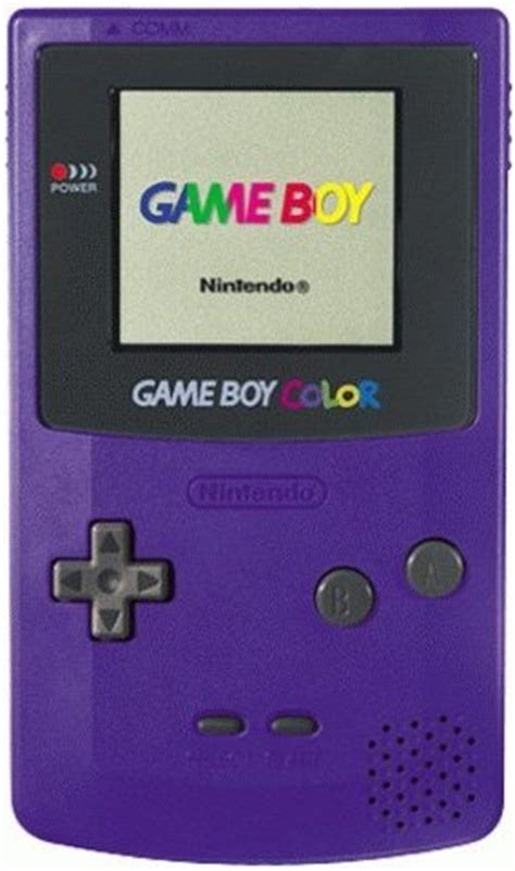 when did gameboy color come out boy smurfs wiki