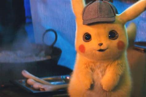 trailer  pokemon detective pikachu