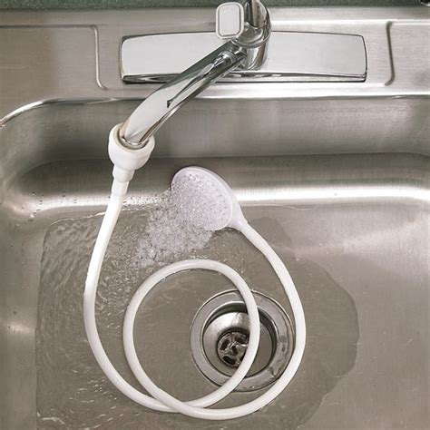connect hose to sink spray hose for sink kitchen sink spray hose easy comforts