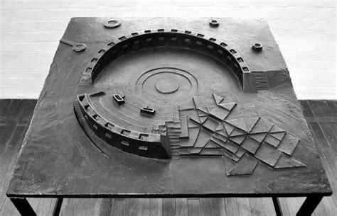 isamu noguchi playscape maquette architectural model