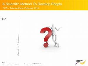 A Scientific Method To Develop People