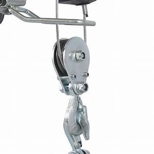 880lb Electric Overhead Motor Lift Hoist Winch 39ft 3 6mm