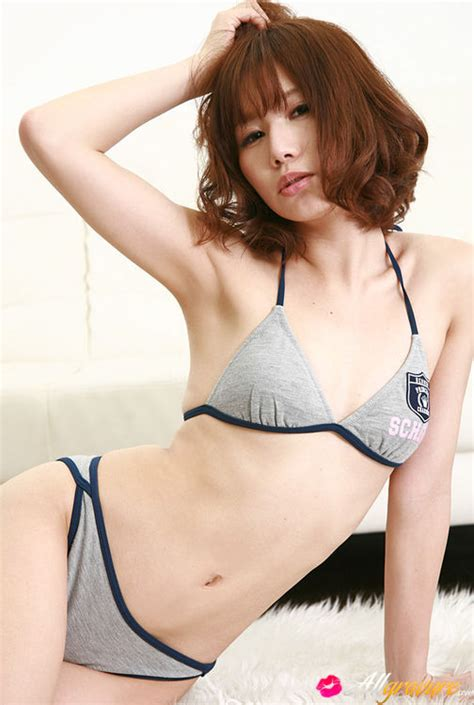 Desirable And Short Haired Japanese Hottie Ai Kumano Loves