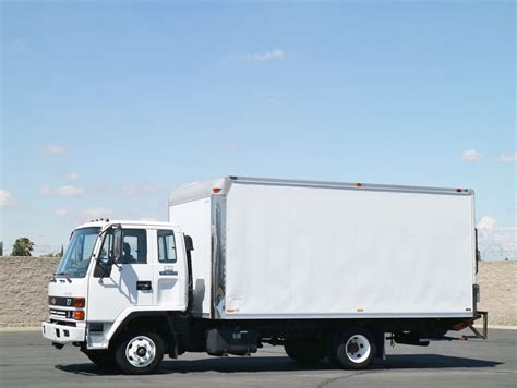 1995 chevrolet w5 16 box truck for sale