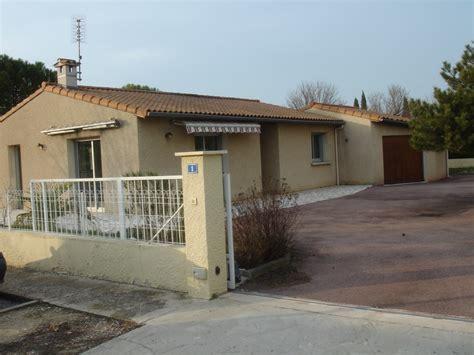 chambres a louer maison de plain pied à louer sur malissard avec 3 chambres