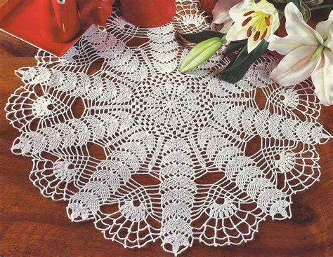 modeles napperons au crochet gratuit modele crochet napperon gratuit 8