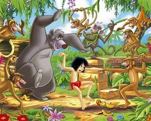 The Jungle Book  Disney Wallpaper (8175750)  Fanpop