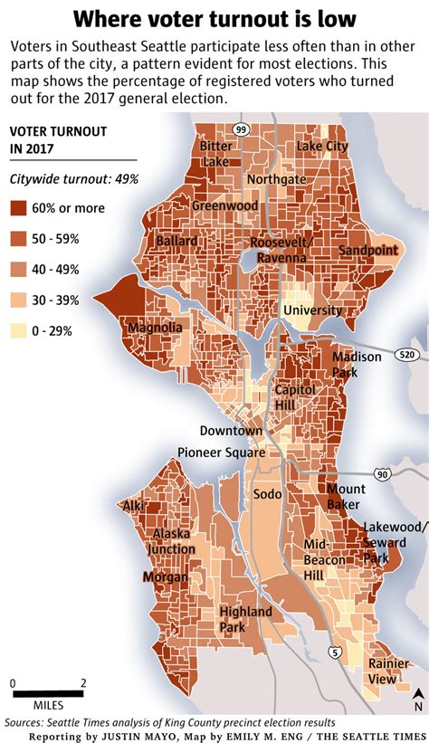 seattle south turnout voter low map times precinct