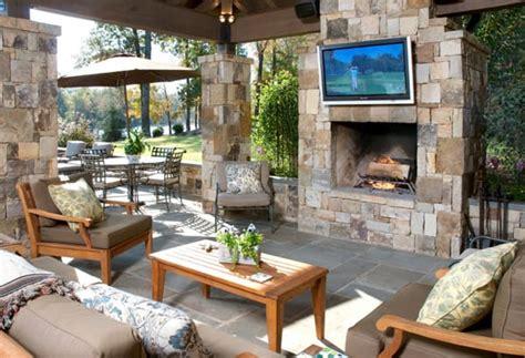 inspiring  stylish outdoor room design ideas